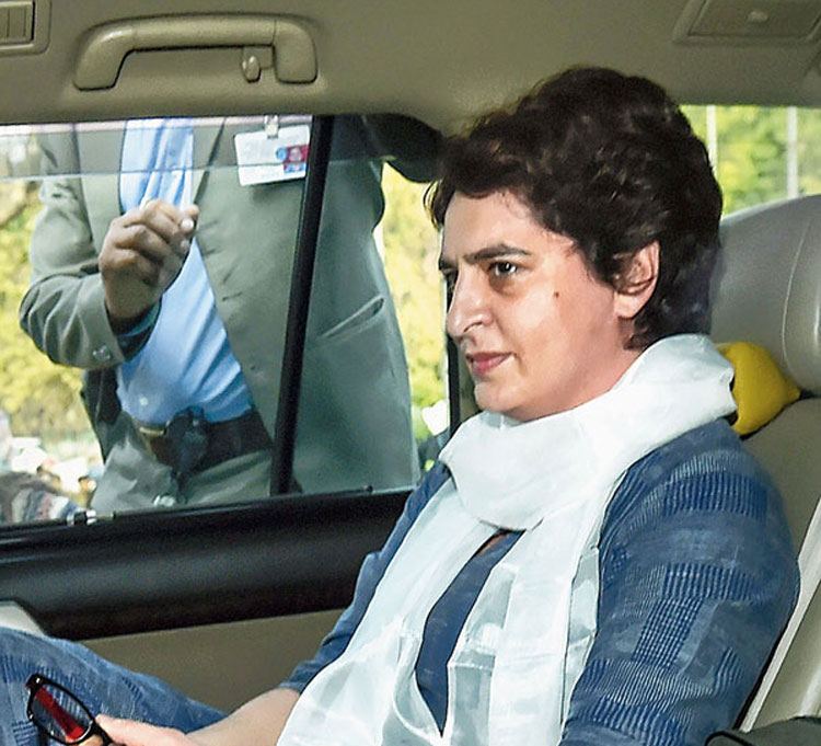 Priyanka takes bull by the horns: 'I support my family'
