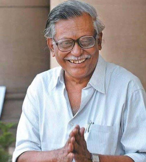 Veteran CPI leader and former MP Gurudas Dasgupta
