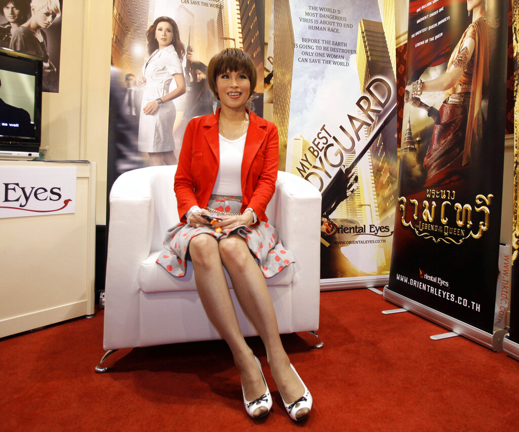 Princess Ubolratana has publicly kept herself aloof from Thailand's recent political turmoil.