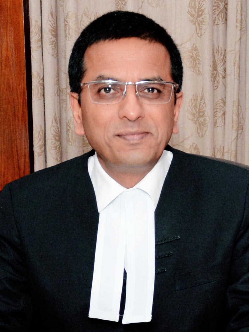 Justice Chandrachud: the man who doesn't mince words