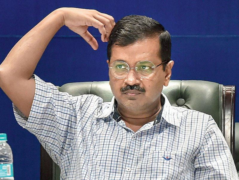 Kejriwal pulls off the impossible: uniting the Congress party