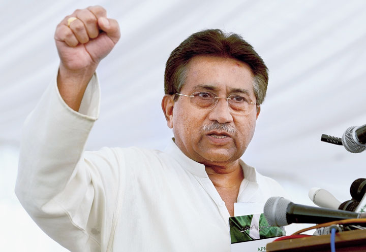 Pervez Musharraf was handed death penalty on December 17 after six years of hearing