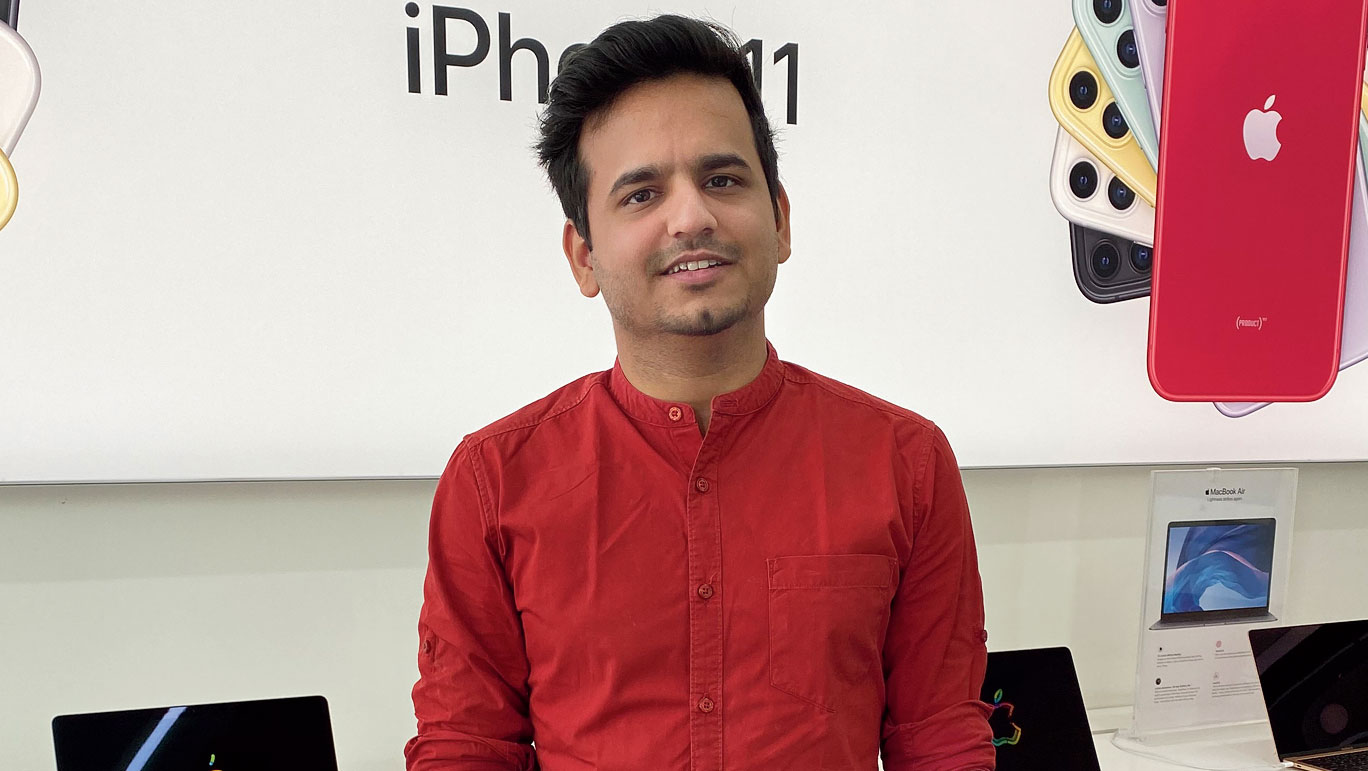 Chirag Chopra is the founder of Lucid Labs, which has developed Possessions, the first game from India to be featured on Apple Arcade.