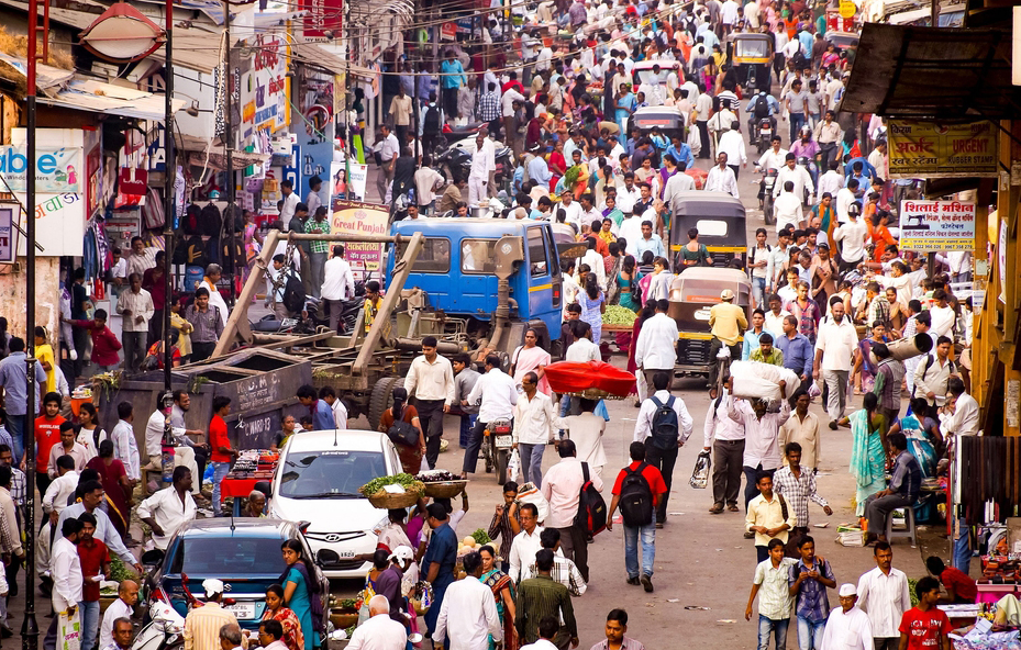 India is set to overtake China as the most populous nation in the world.