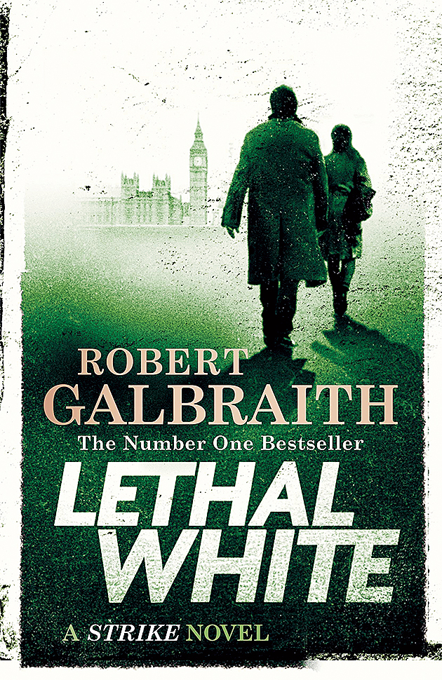 Lethal White;  Sphere; Rs 699