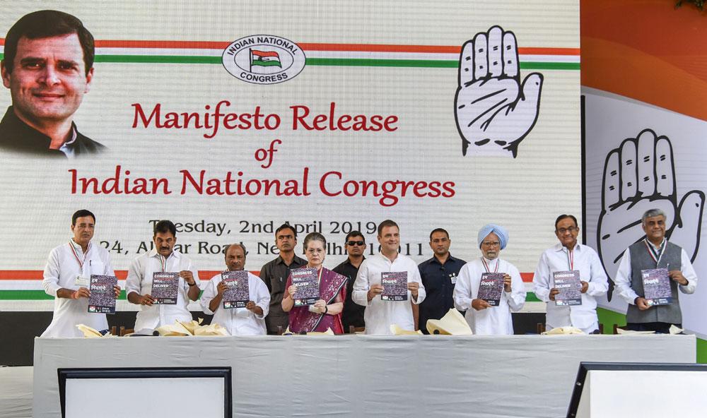 Congress intent: Restoration of India