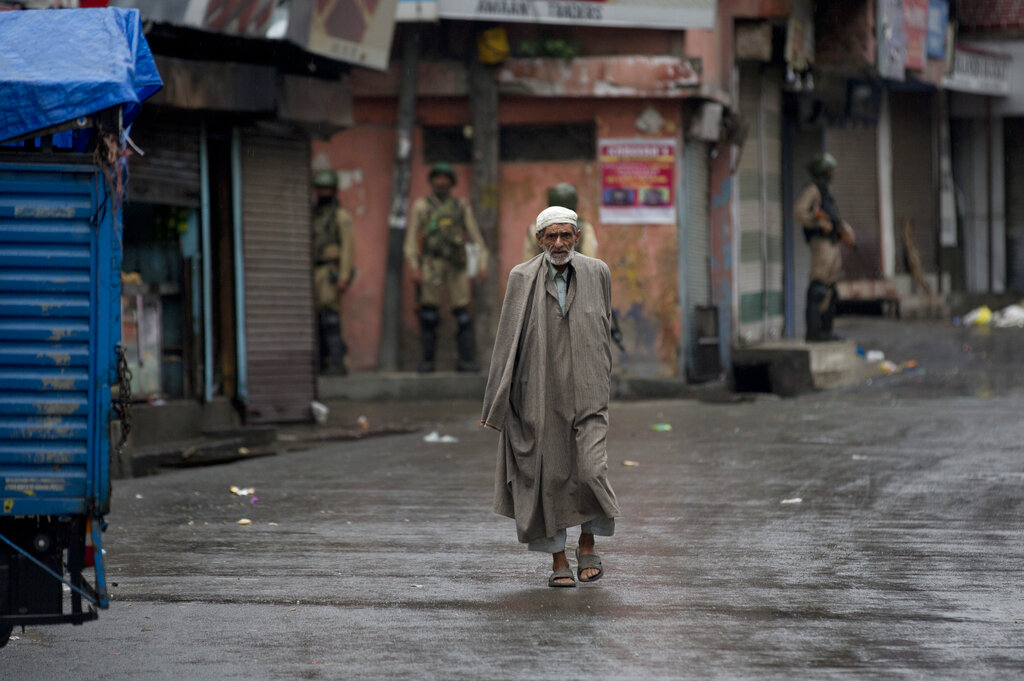 The government's move to revoke the autonomy of Kashmir has increased anti-India sentiment in the region and will backfire, said the president of the largest Sikh group in Jammu and Kashmir.