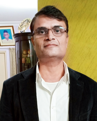Abhilesh Gupta, co-founder and CEO of AyuRythm