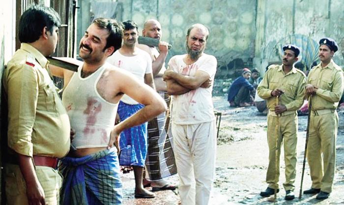 Tripathi ensured that the audience noticed him in Gangs of Wasseypur