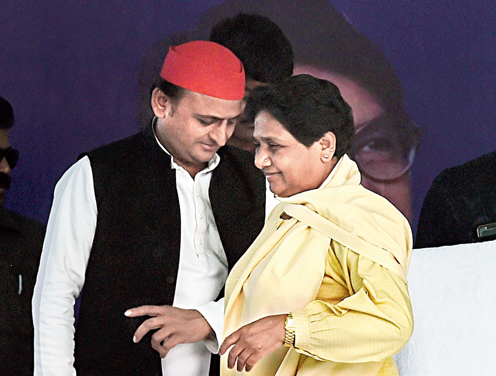 BSP and Samajwadi part ways for Uttar Pradesh bypolls