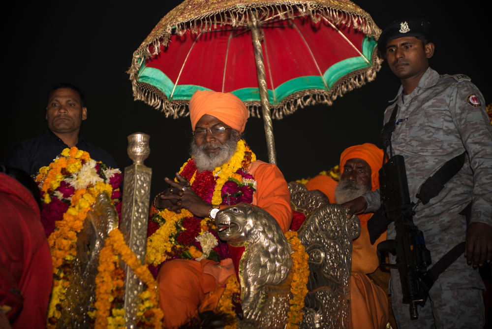 Sakshi Maharaj has predicted BJP rule for eternity, and a grateful Narendra Modi has rewarded him with the Unnao ticket