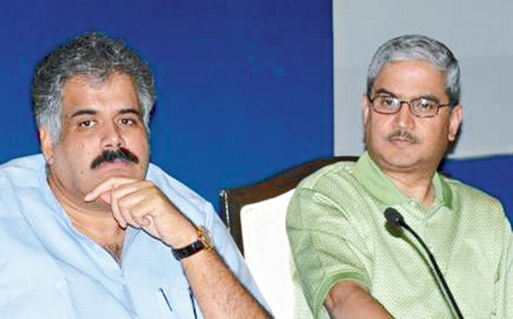 Rahul Bhatia and Rakesh Gangwal