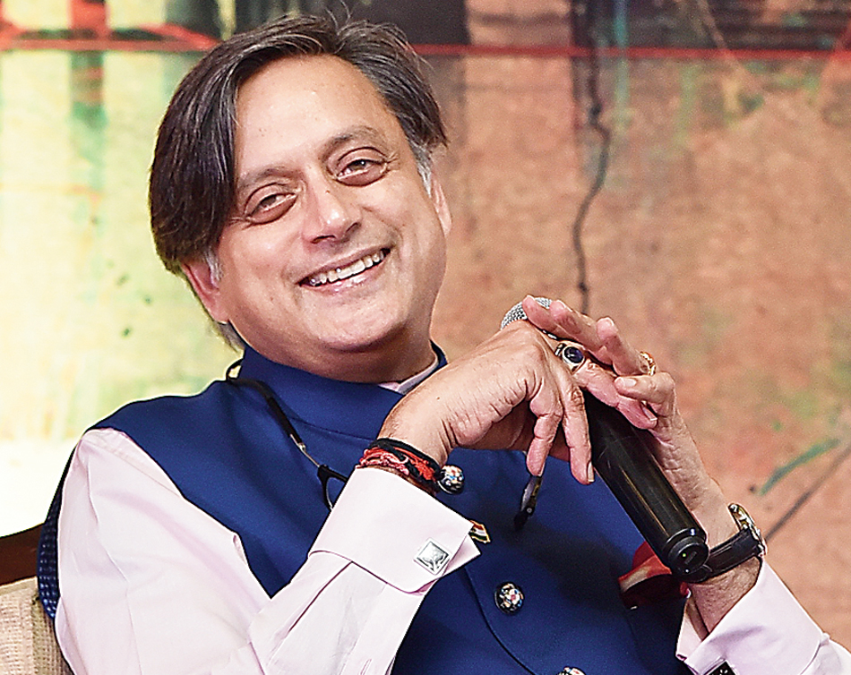 Congress leader Shashi Tharoor said the snooping issue was a matter of 'grave concern'.