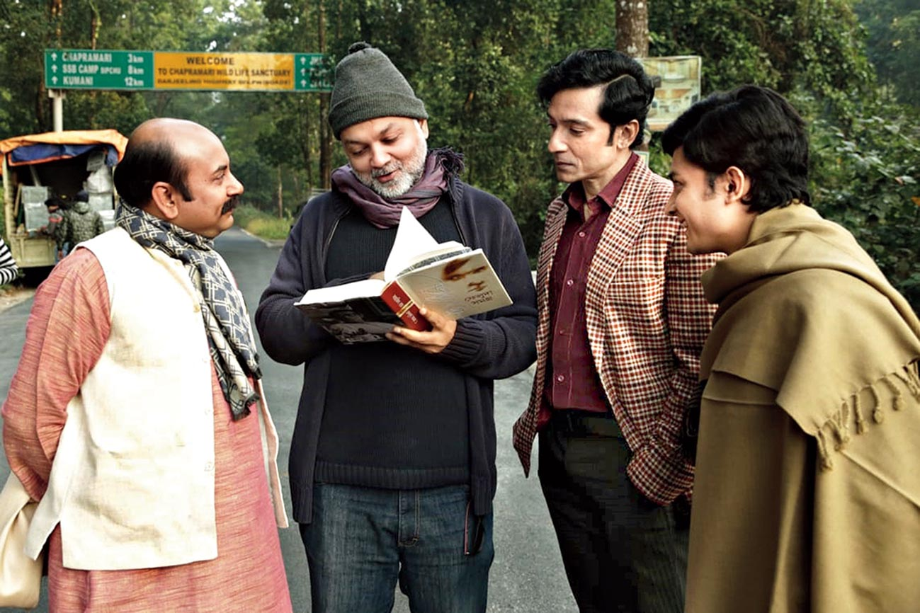 I am an avid Feluda buff: Srijit Mukherji