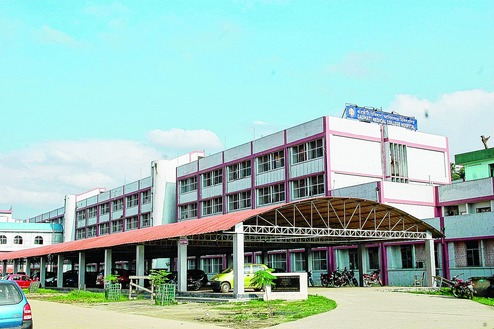 Coronavirus Outbreak Gauhati Medical College And Hospital Opens