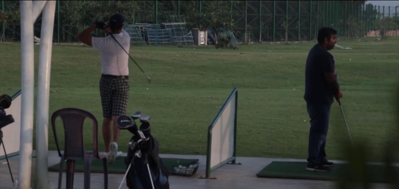 New Town's nine-hole golf course near Eco Park's gate 6