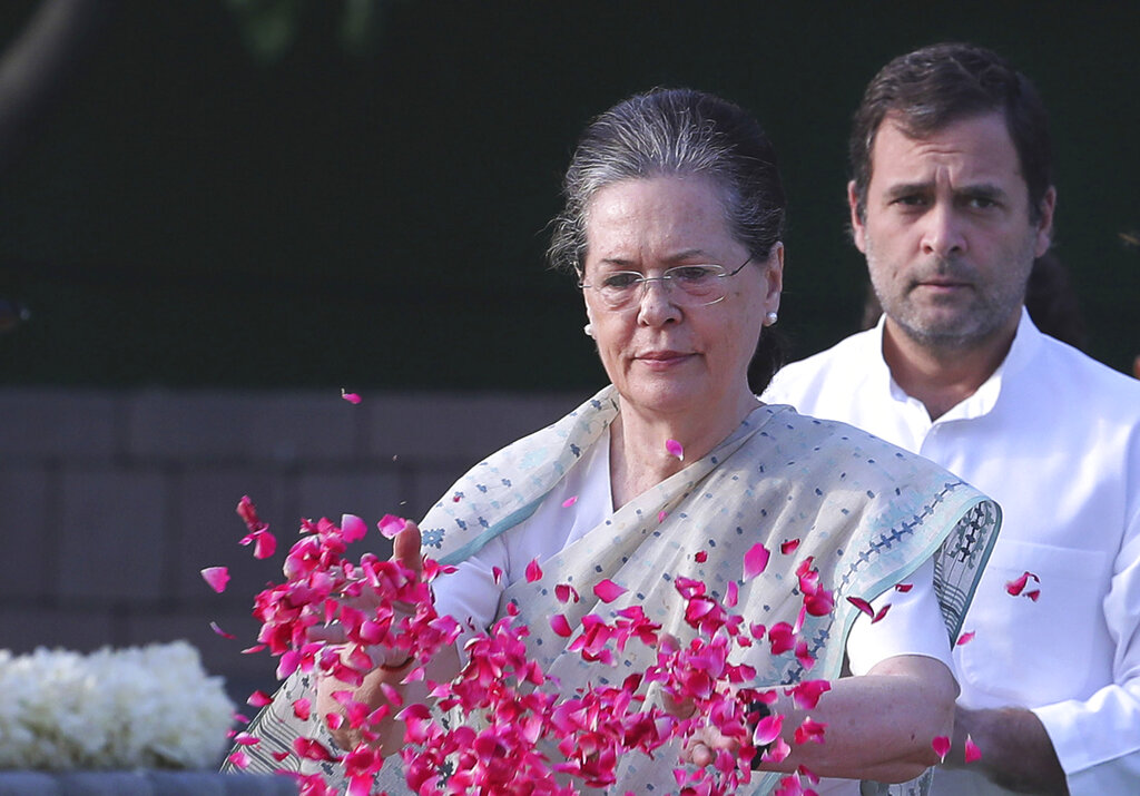 On Monday, the first day of the Winter Session, Congress leader in Lok Sabha Adhir Ranjan Chowdhury had raised the issue of SPG security, saying the move to withdraw the cover of party chief Sonia Gandhi and former president Rahul Gandhi was