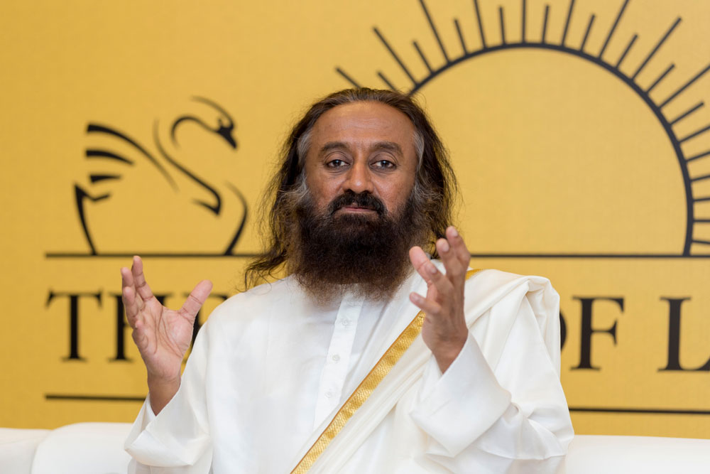 Art of Living founder Sri Sri Ravi Shankar is a part of the committee appointed by the Supreme Court to attempt mediation to resolve the Babri Masjid-Ram Janmabhoomi issue