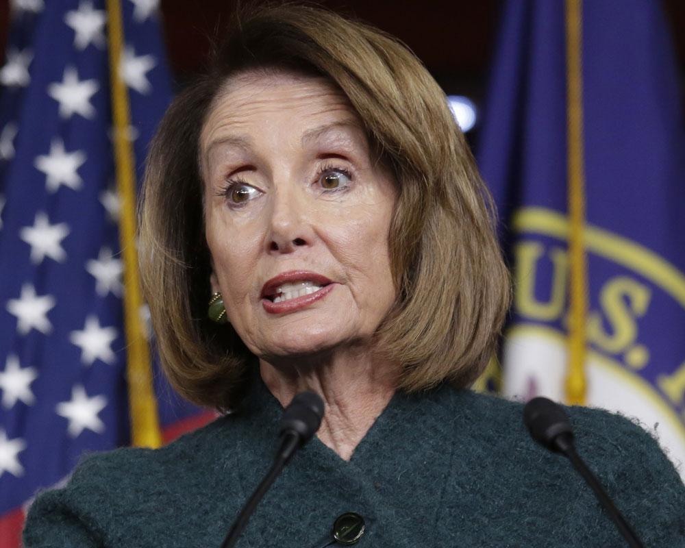 Trump feels shutdown pressure from Nancy Pelosi