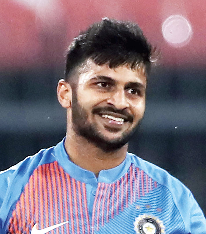 Shardul Thakur Have Got Better At T20 Bowling Telegraph India