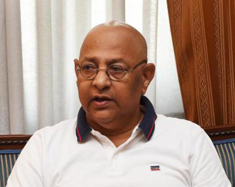 Acting secretary of the BCCI Amitabh Choudhary