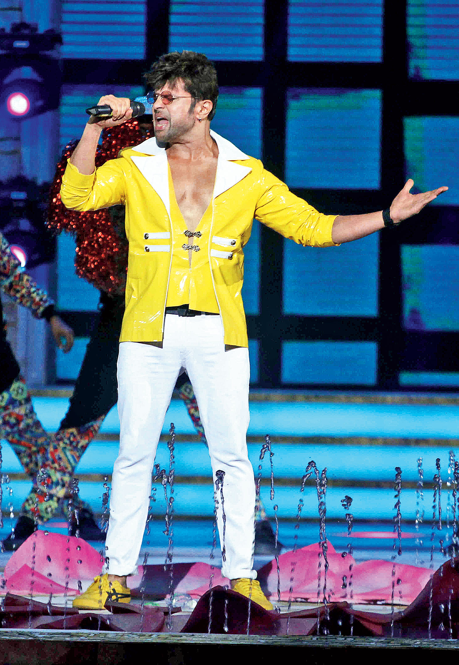 Himesh Reshammiya on song