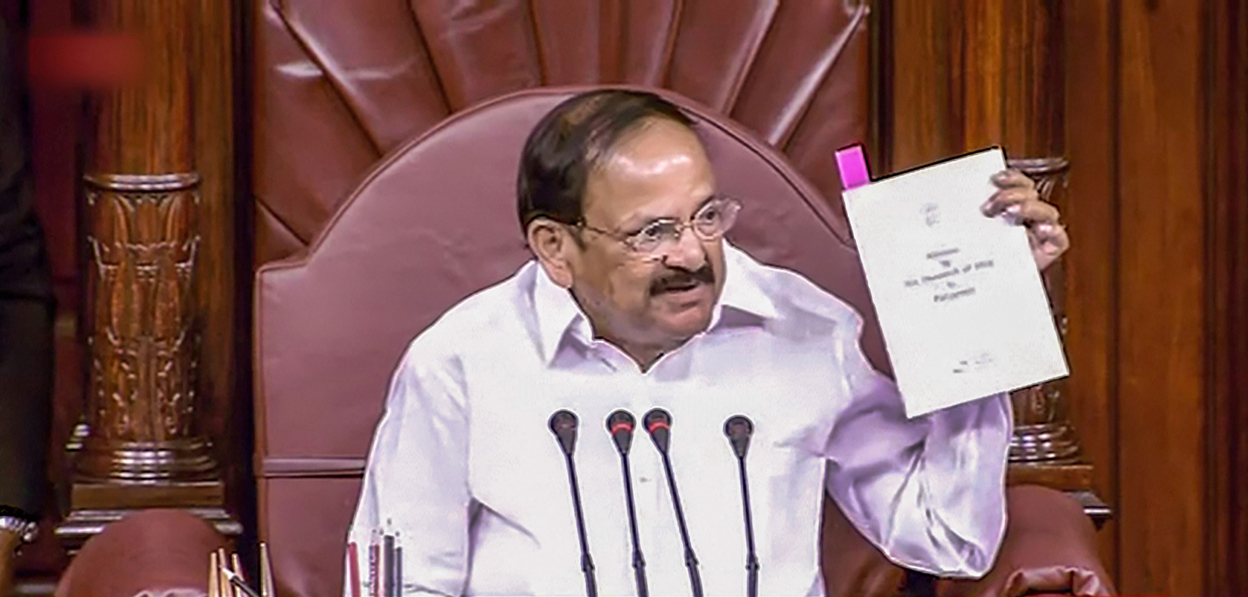 It is a matter of deep anguish that such an incident occurred in spite of the advisory issued by the Central Government in March for the management of dead bodies infected with novel Coronavirus: Vice-President M. Venkaiah Naidu