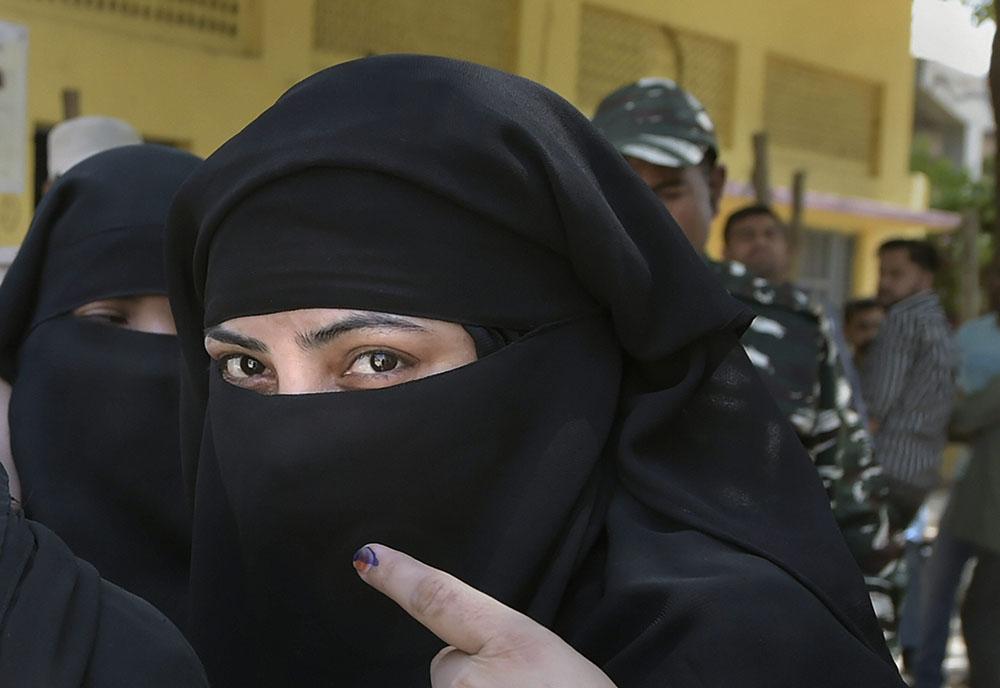Burqa-clad women indulging in fake voting: BJP MLA