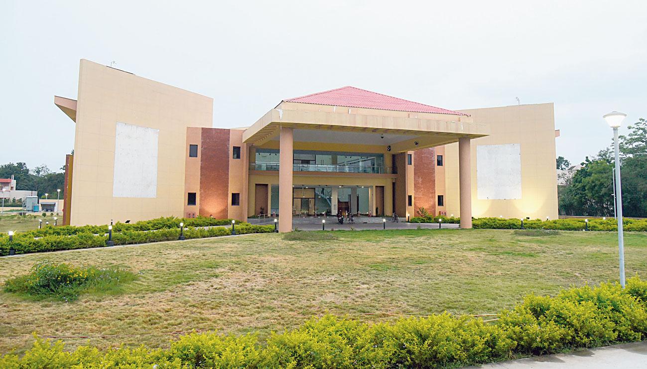 Bangladesh Bhavana on the Visva-Bharati campus