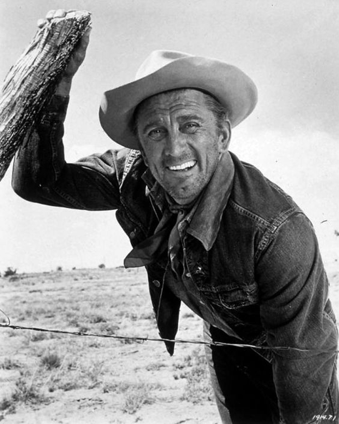 Kirk Douglas in Lonely Are the Brave (1962)