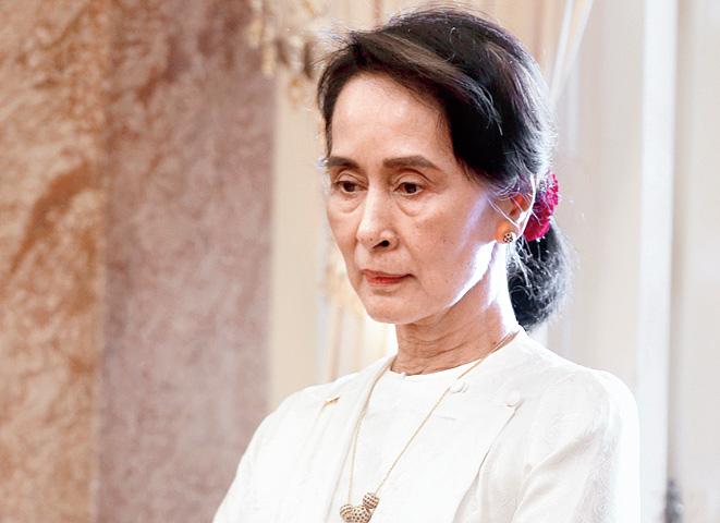 All international awards conferred on Suu Kyi should be revoked
