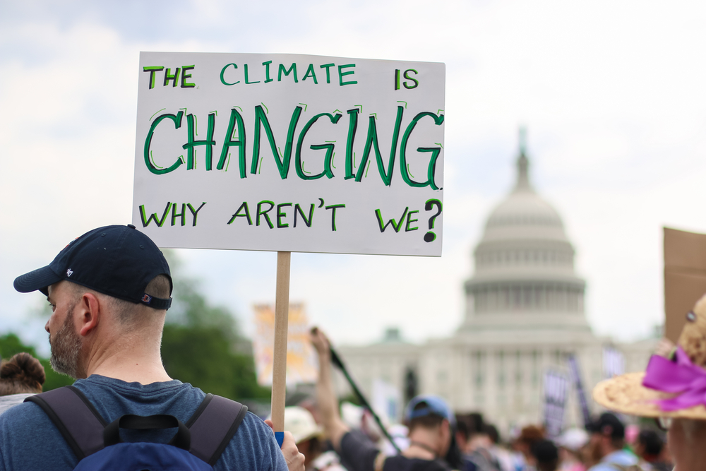 Lights on the climate dashboard are flashing red. (Image used for representational purpose)