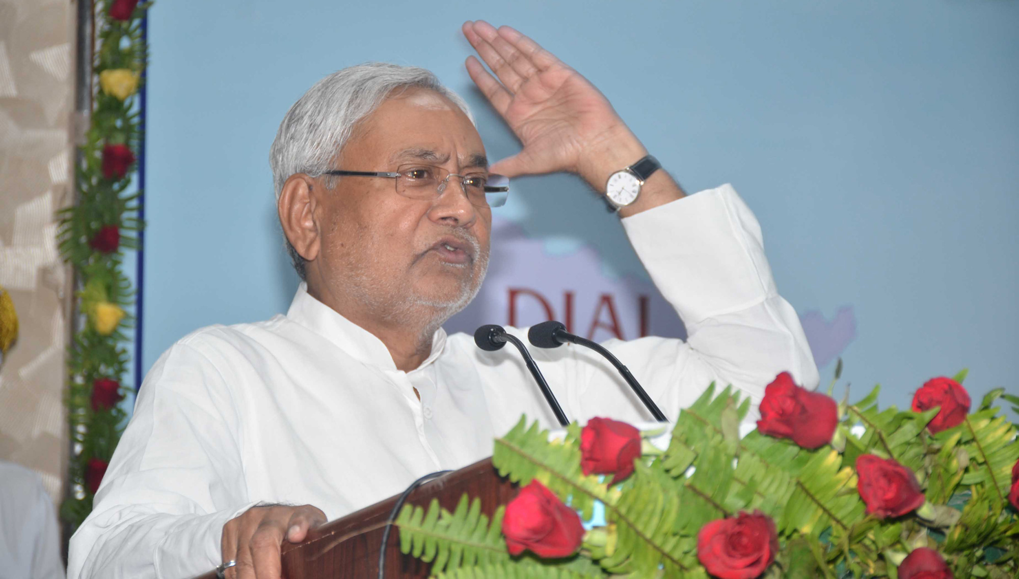 Bihar chief minister Nitish Kumar has asked entrepreneurs of the industry-starved state to help set up cowsheds for producing organic fertilisers and pesticides.