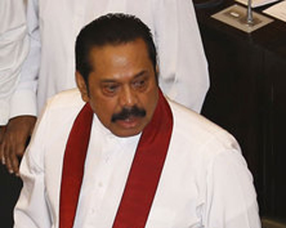 Rajapaksa loses trust vote in Sri Lanka Parliament