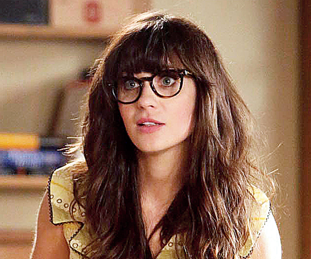 Jessica Day from New Girl