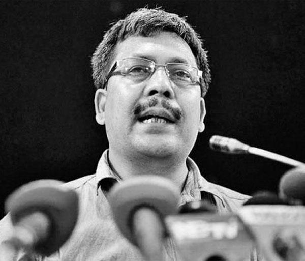 Kokrajhar MP Naba Kumar Sarania