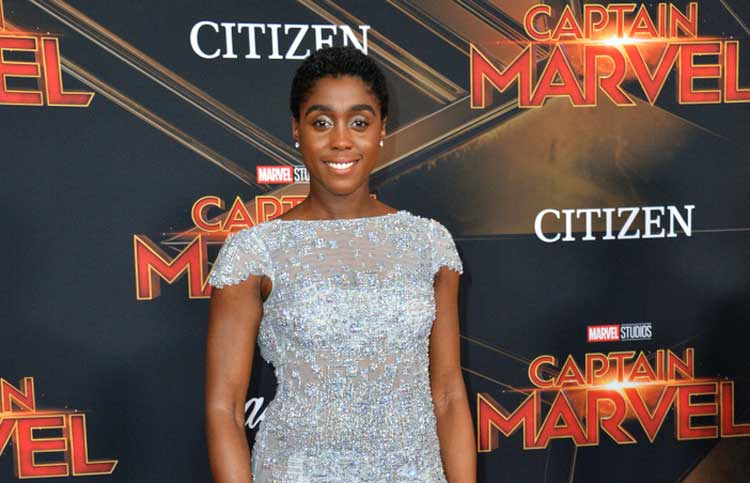 The British actress, Lashana Lynch. Gender flipping may also enhance the shelf-life of characters