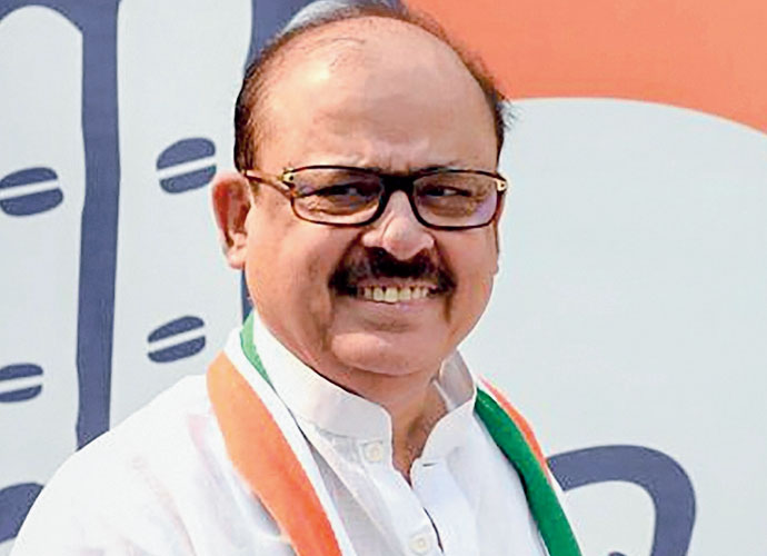 Tariq Anwar in New Delhi on Saturday.