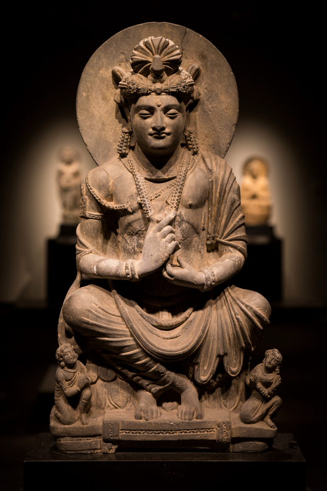 Gandhara A Confluence Of Cultures Telegraph India