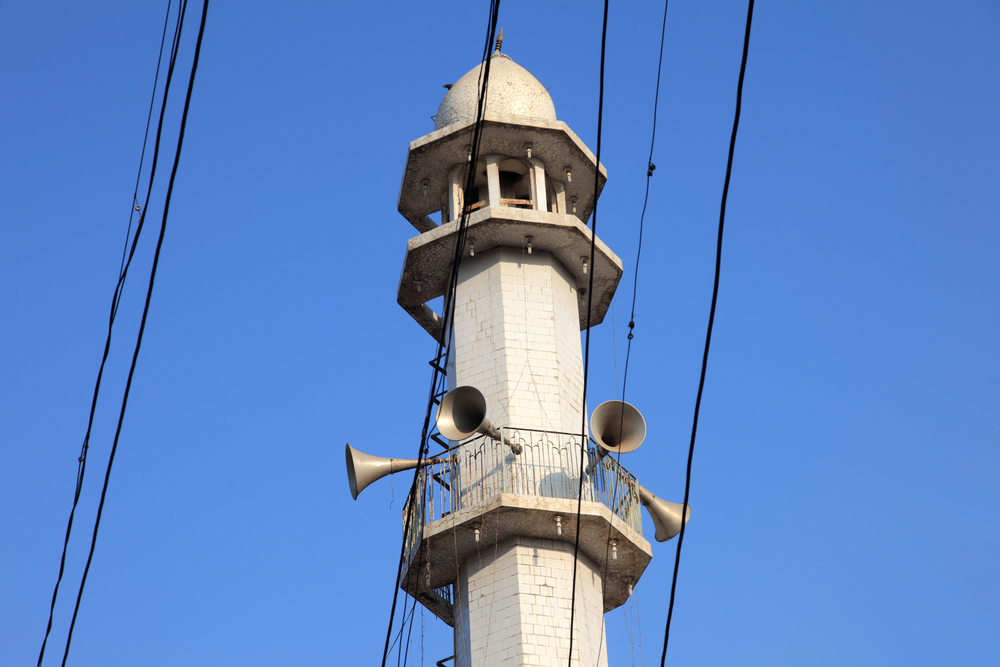 According to the court's ruling, there would be no violation of lockdown guidelines if a single person recited azaan from minarets without using sound-amplifying devices