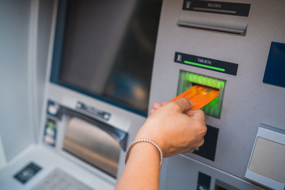 Hundreds of complaints have been filed by people cheated after their ATM card details were extracted by persons posing as bank officials or with the help of skimming devices fitted in ATMs.