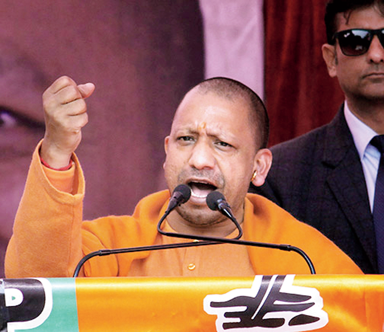 Few can match the unwavering sectarian virulence Adityanath drags into the public discourse