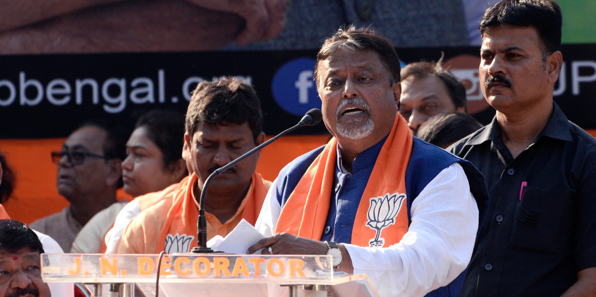 The high court on Tuesday extended by eight weeks the time limit of its interim order that had restrained police from arresting BJP leader Mukul Roy in connection with the murder of Trinamul Krishnaganj MLA Satyajit Biswas.