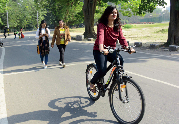 App-based cycles in Jharkhand by 2020