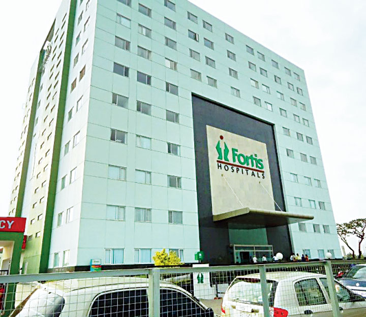 The healthcare firm on Monday said the Supreme Court has sought an enquiry into the acquisition of healthcare assets from RHT Health Trust by the company.