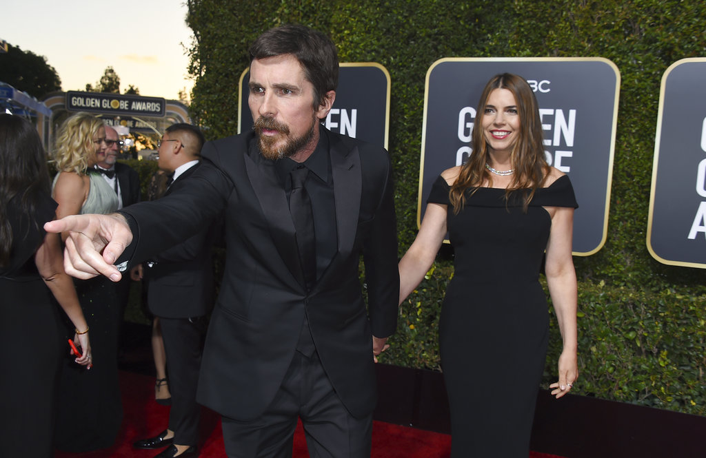 A year after Oprah Winfrey's fiery anti-Donald Trump speech at the Globes, politics was largely absent from the ceremony before Christian Bale took the stage for winning best actor in a musical or comedy for his lead performance in Adam McKay's Vice. He thanked the antichrist.