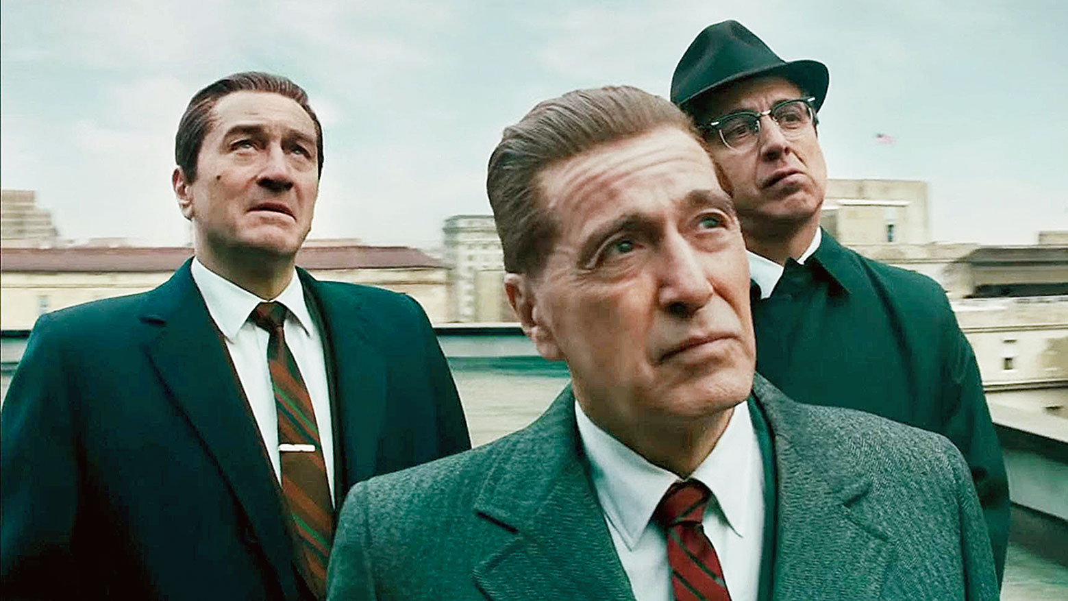 This isn't the last film Scorsese will make, or the last film anyone will make about the Mafia in its heyday, but it does arrive at a kind of resting place. Not an easy one, by any means, since what The Irishman looks back on is a legacy of violence and waste, of men too hard and mean to be mourned