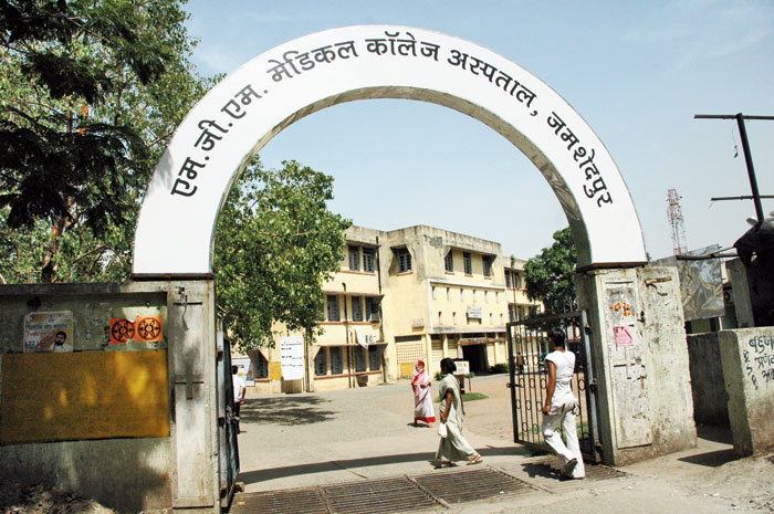 MGM hospital in Jamshedpur will also be affected by the strike