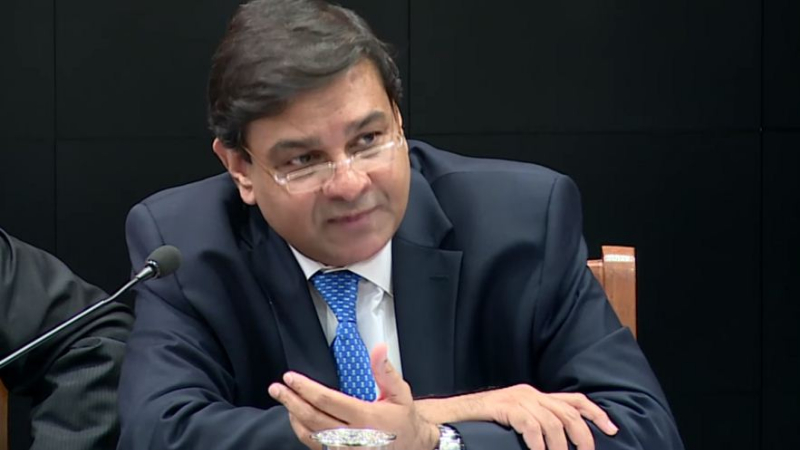 Patel has resigned in the middle of differences that cropped up between the central bank and the government.