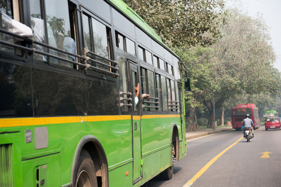 Around 125 private buses ply in the district